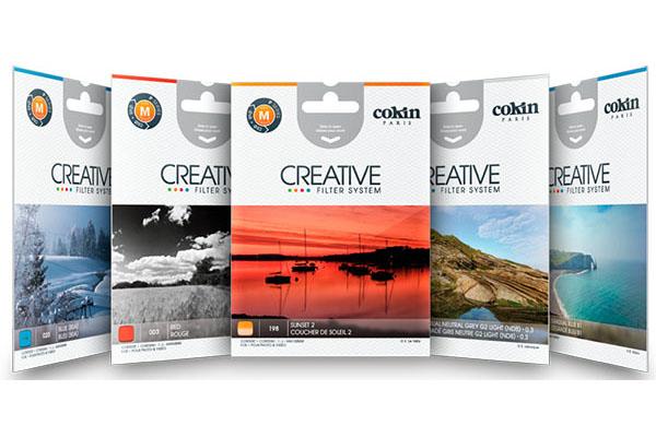 Cokin Creative: новая система светофильтров