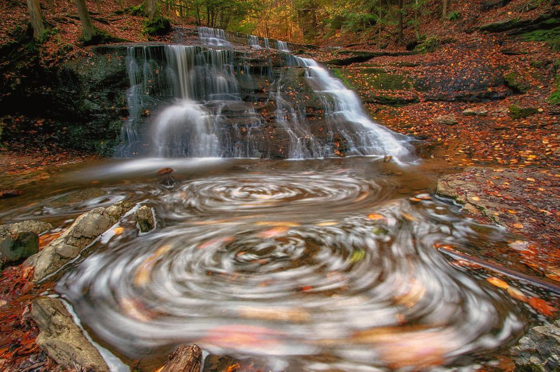 Картинки водовороты в природе
