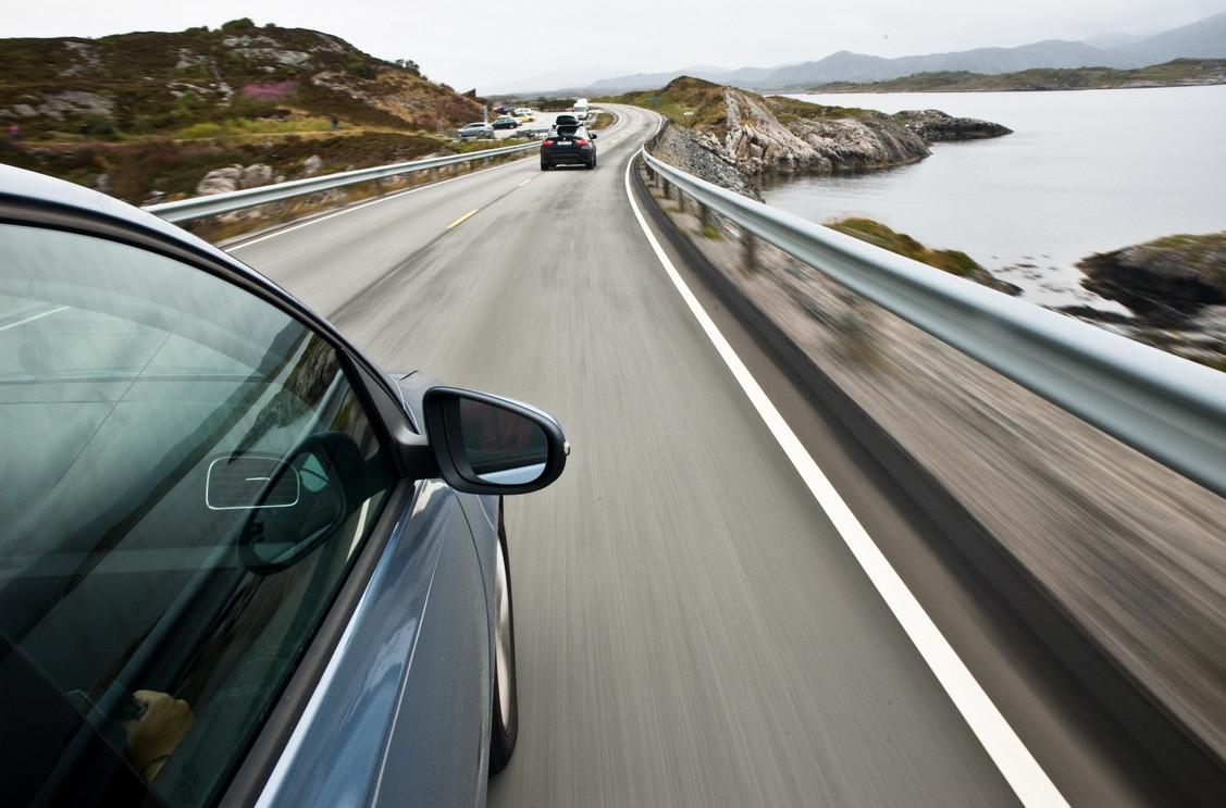 Атлантическая дорога Норвегии: самая живописная трасса Европы — Российское фото    Атлантическое шоссе Норвегия