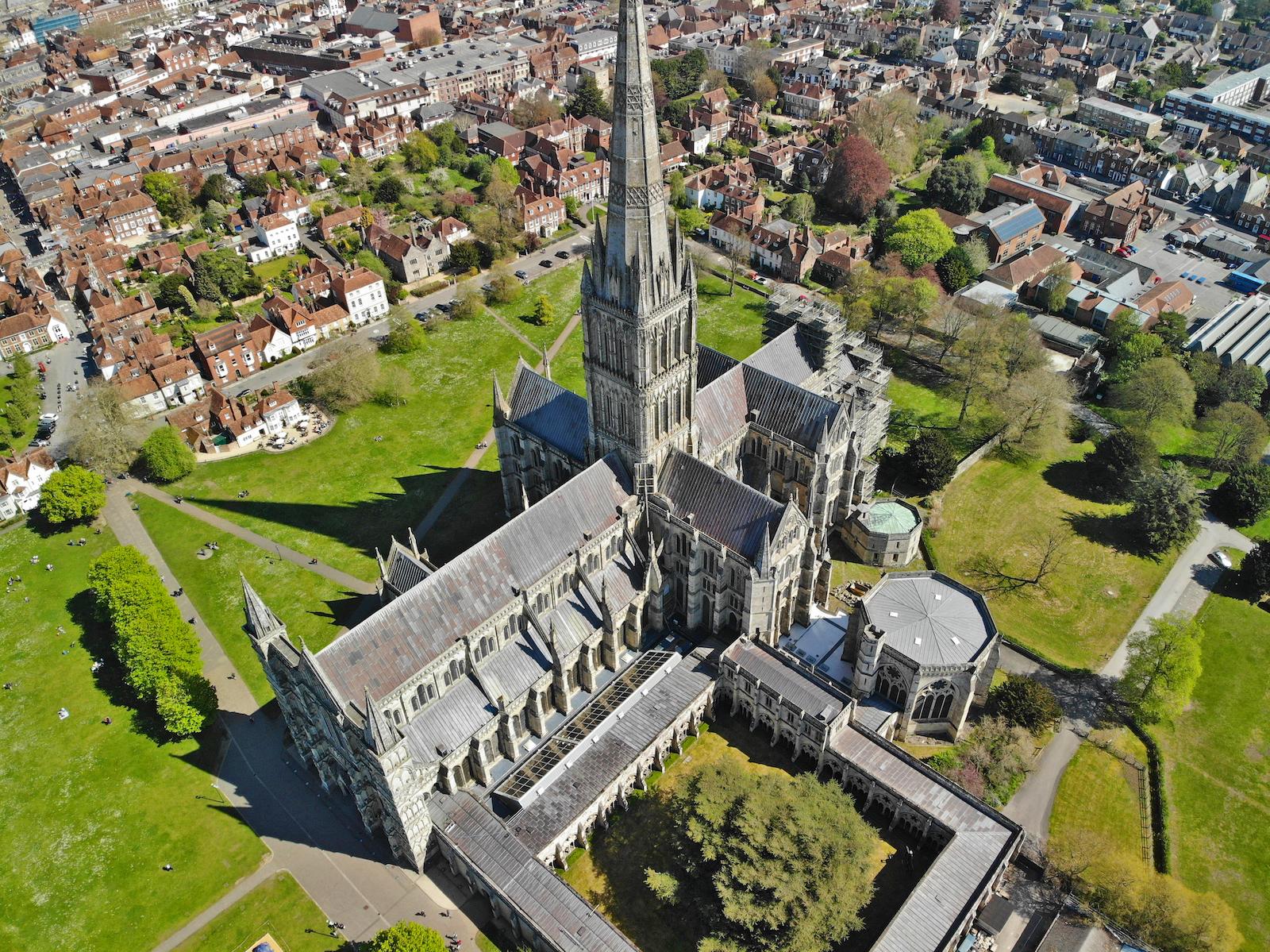 Солсберийский собор (Salisbury Cathedral)