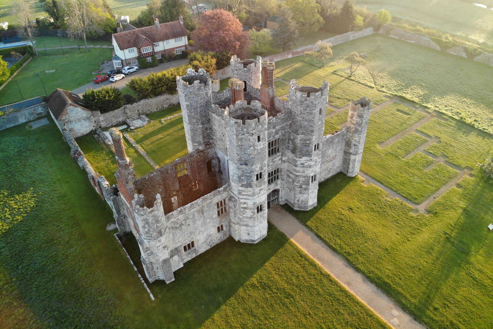 Titchfield Abbey - средневековое аббатство