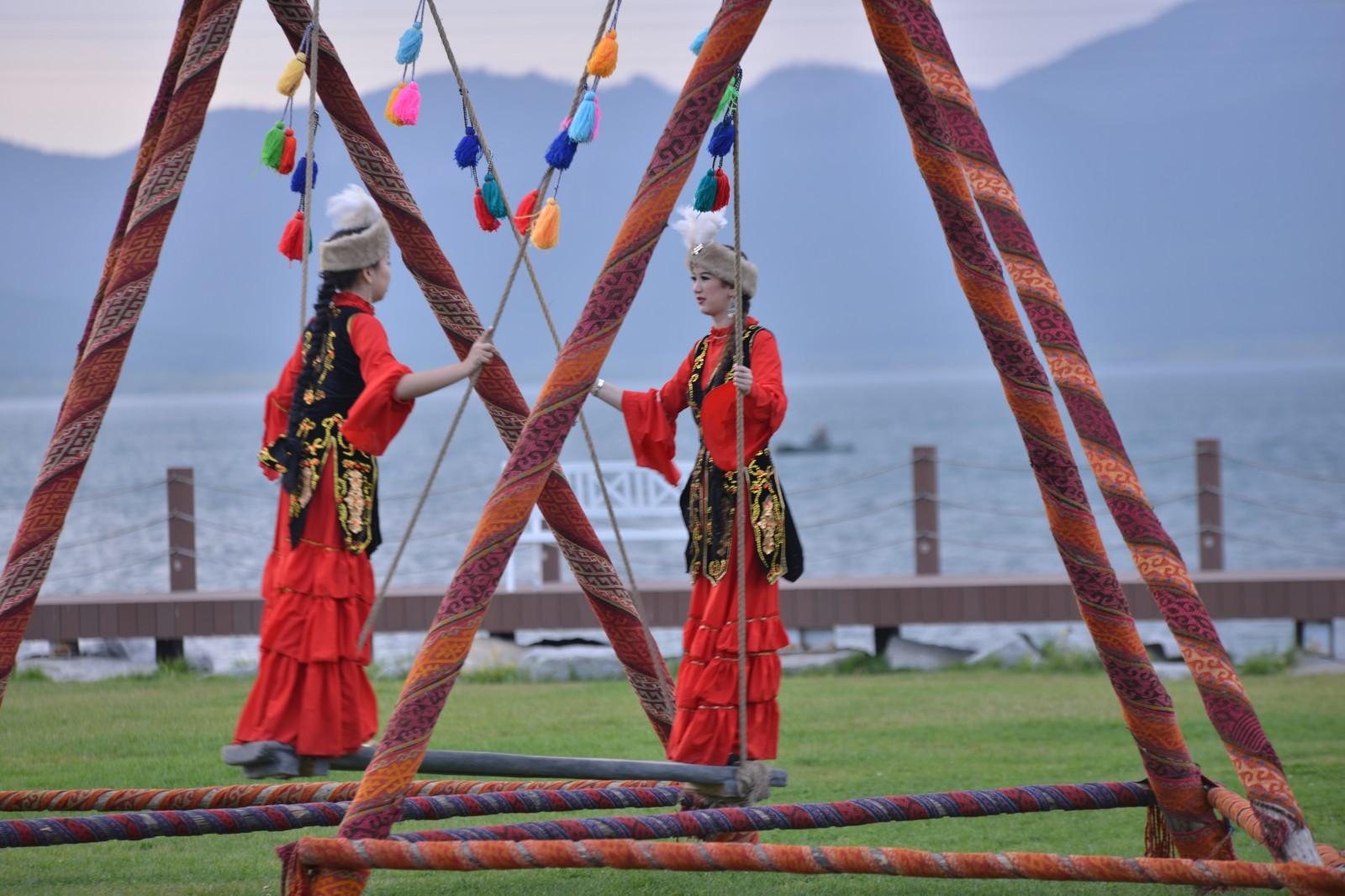 Для, национальные картинки казахстана