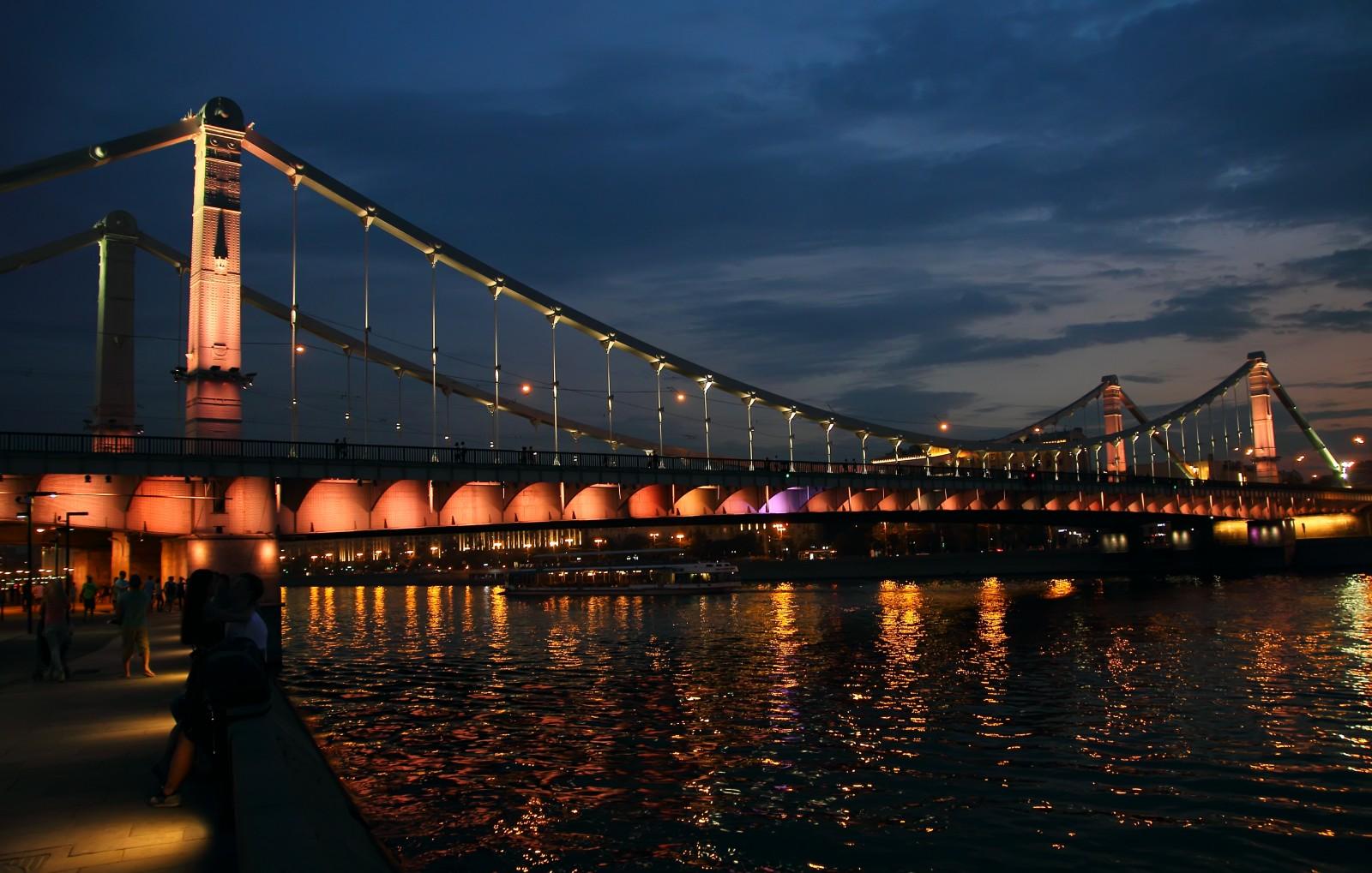 Ветеран нашёл способ запретить России пользоваться Крымским мостом