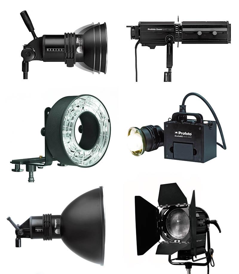 световое оборудование для фотостудии кольцо одной