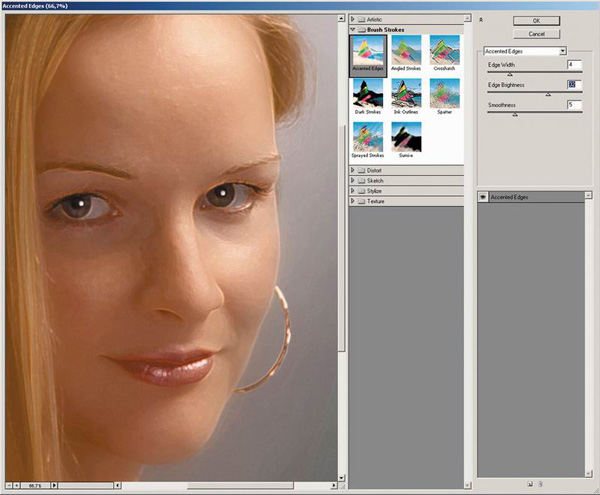 если какие фильтры применяют при обработке фотографии место