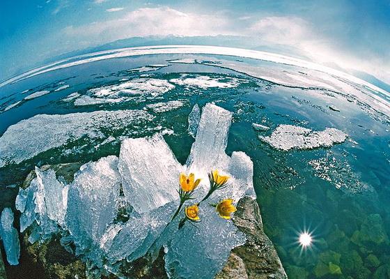 Фотоэкспедиции ГеоФото по Байкалу. Лето и осень 2010. Фото озера Байкал.