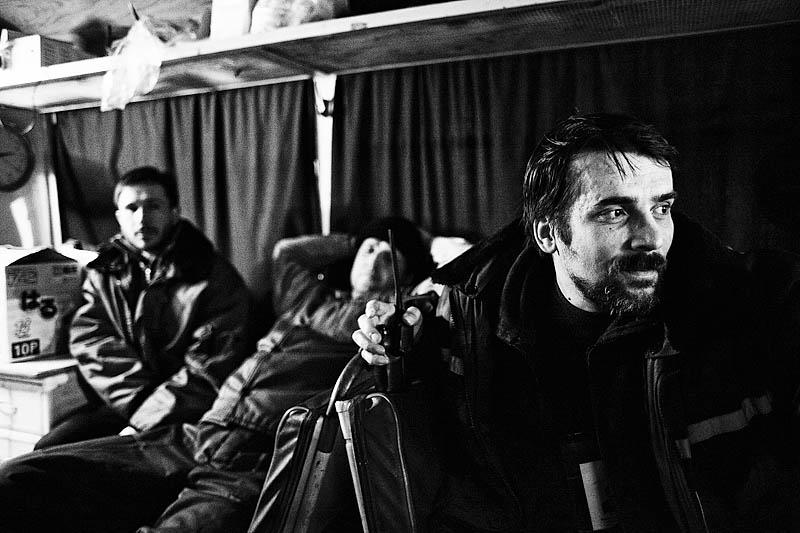 Иван Гущин: Автобус «Милосердие»  и не только.