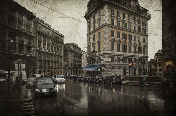 Зима в Риме Путешествие в Другой Рим. Фото Рима, фотографии сделаны аппаратом Canon EOS 40D.