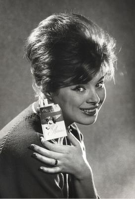 """М. Трахман. Реклама сигарет """"Лайка"""""""