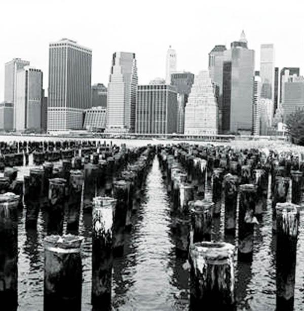Кирилл Никитенко. «New York. Triptych. Reflections»