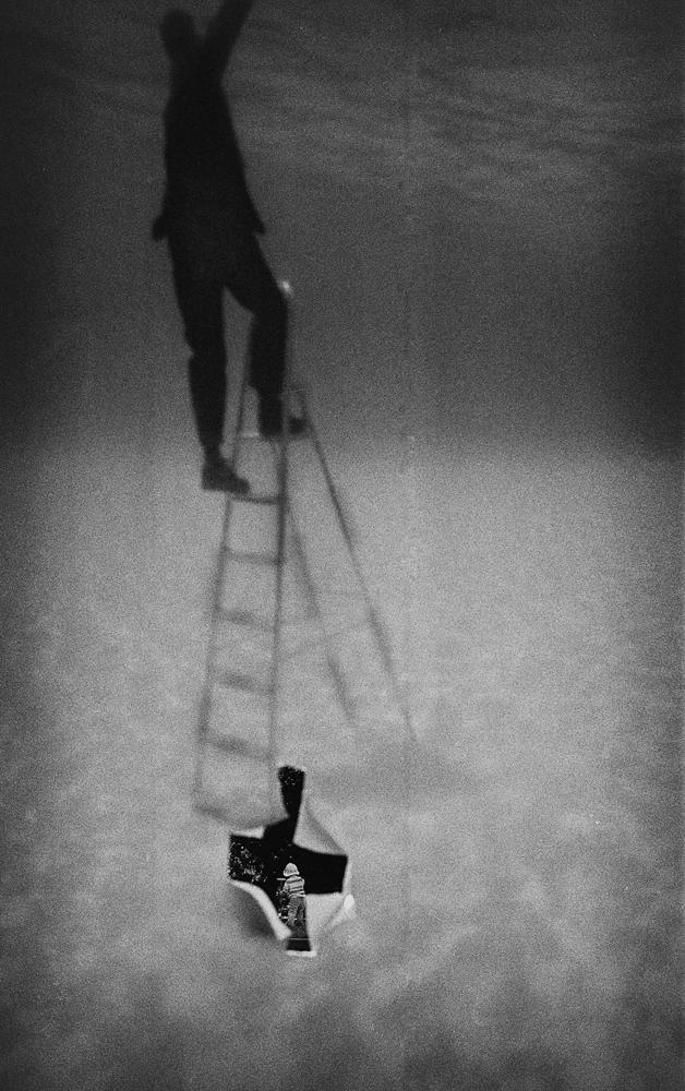 Роман Дриц «Смешение реальностей»