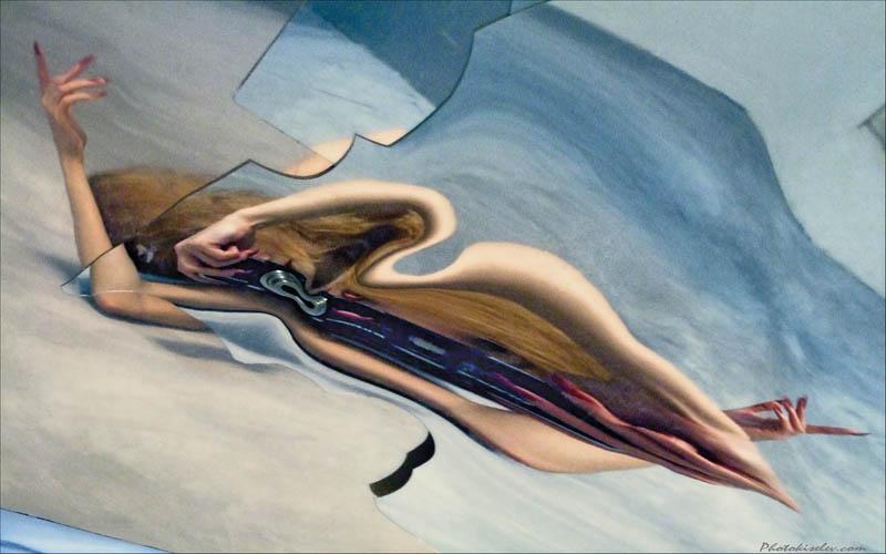 «Девочка-море». Фото: Павел Киселев