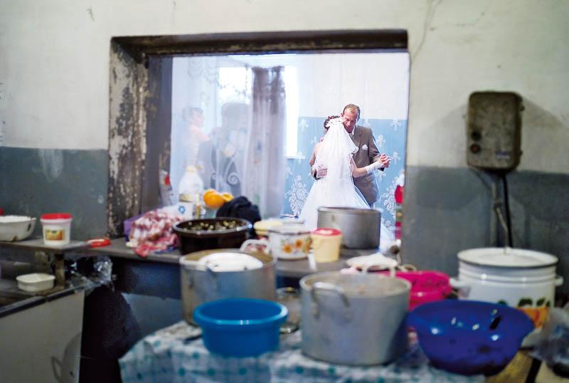 «Свадьба в деревне». Фото: Андрей Швыряев