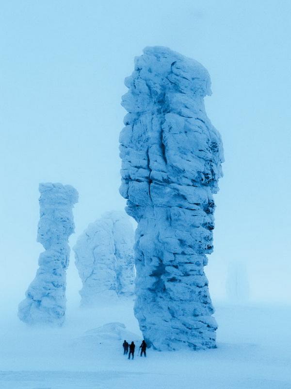 «В гостях у каменных исполинов» Фото: Сергей Макурин