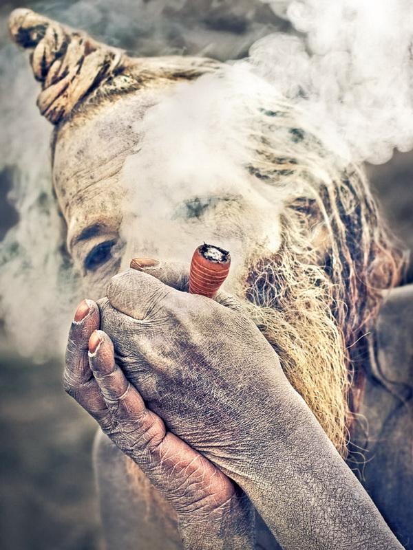 Минздрав Непала предупреждает — все ништяк!!!» Фото: Антон Янковой