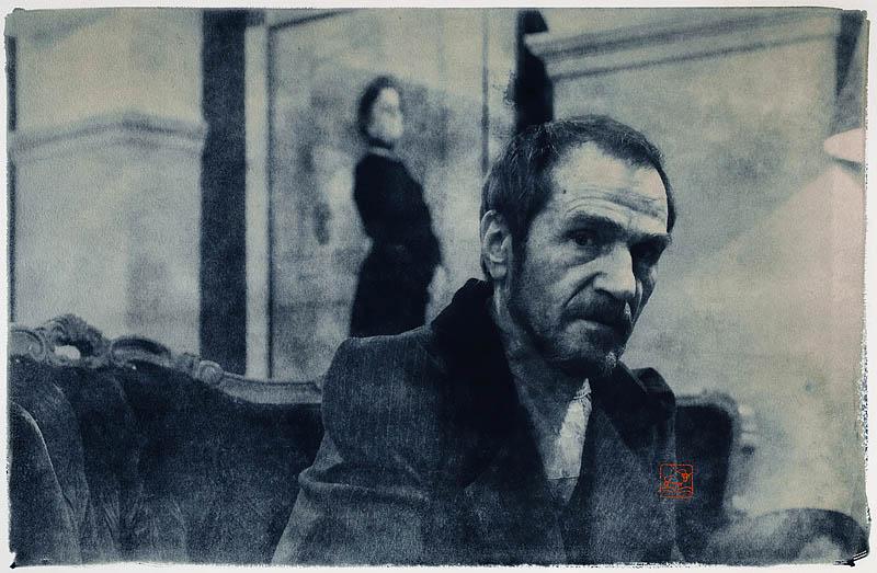 «Портрет в антракте. Ревизор» Фото: Максим Железняков