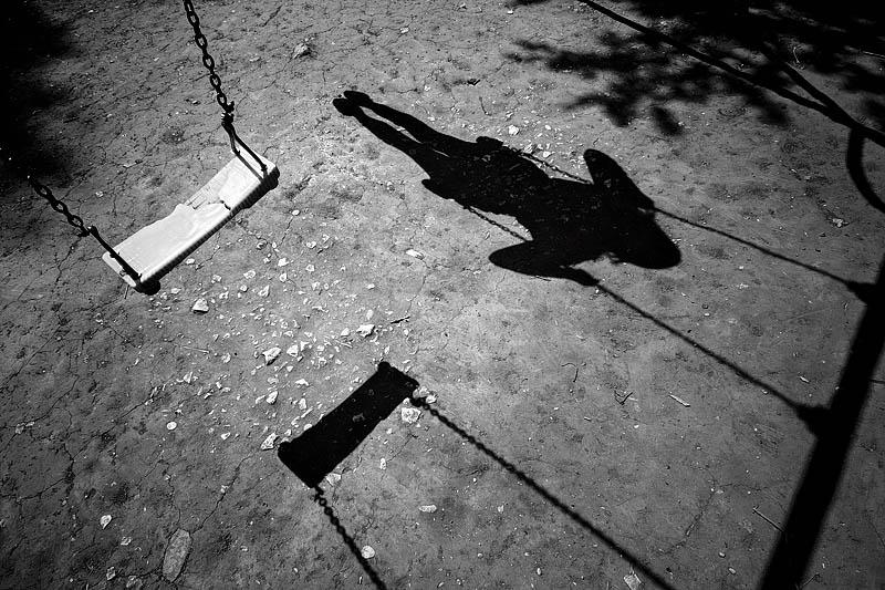 «Качели» Фото: Денис Сарбаев