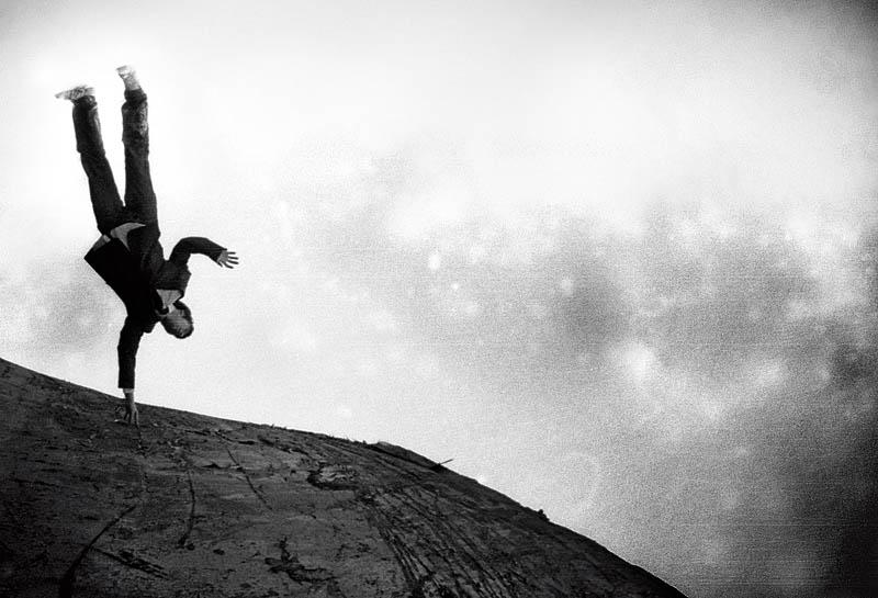 «Эквилибрист» Фото: Иннокентий Лопарев