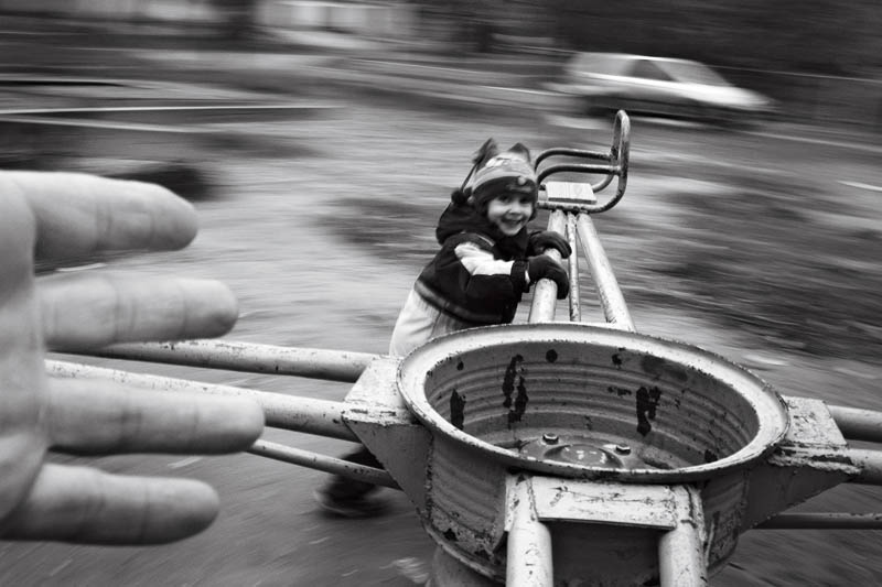 «Аттракцион» Фото: Вячеслав Чалдышкин