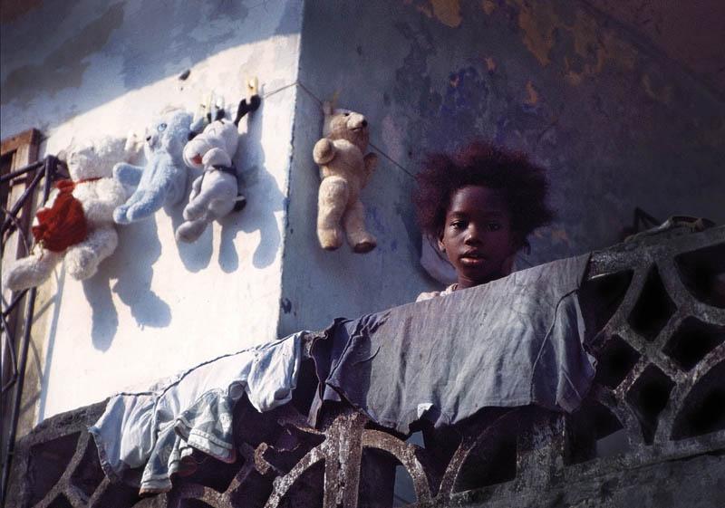 «Монровия после войны» Фото: Ольга Высоцкая