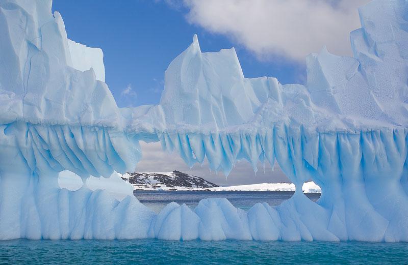 Сергей Заливин – «В пасти ледяного монстра»