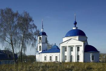 Переславль-Залесский весной на полном приводе Subaru