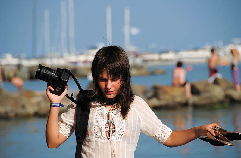 Молодые да ранние Екатерина Шевченко - Фотостудия «Лицей», расположенная в Центре развития творчества детей и юношества «Жулебино», существует уже 8 лет. В 2008 году ей было присвоено звание «Образцовый детский коллектив».