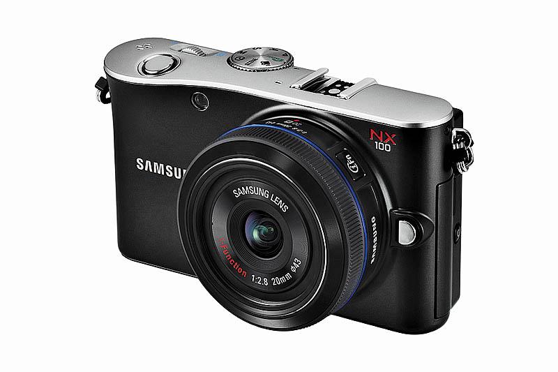Samsung NX100: компактная камера для профессиональной съемки