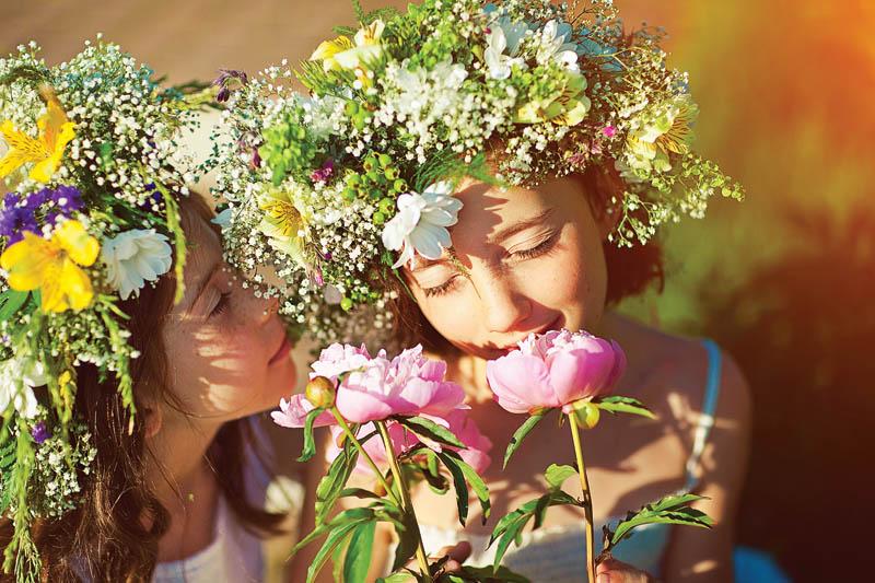 Ольга Андрияш - Детство – это волшебный мир, где живут сказки и мечты.