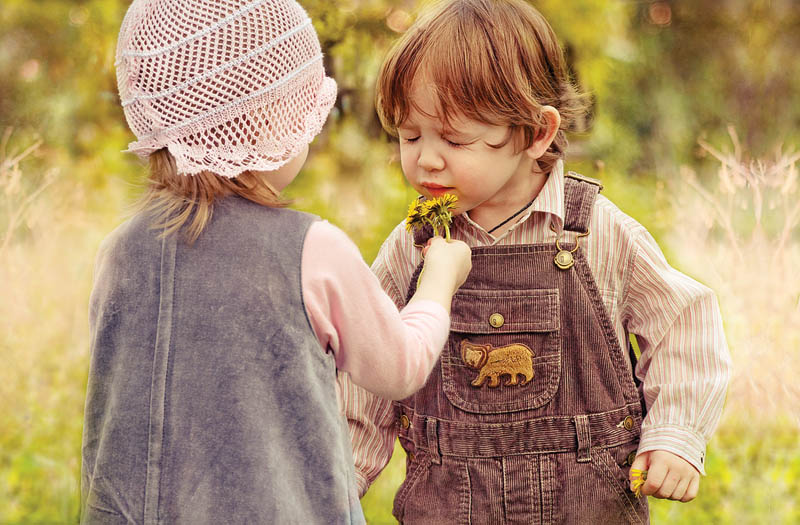 Анна Крауклис - В детскую и семейную фотографию я пришла, имея опыт профессионального художника, графического дизайнера.