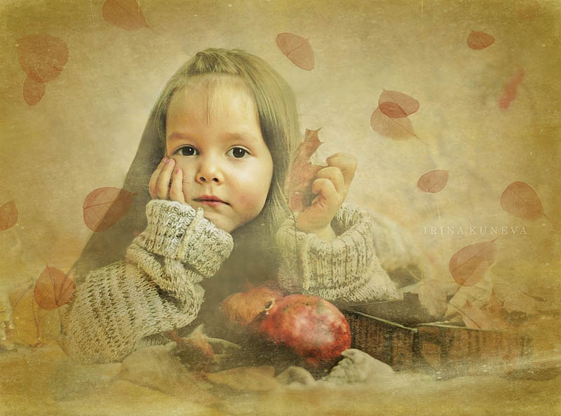 Ирина Тодорова-Кунева. Пять лет назад родилась моя любимая дочка Соня.