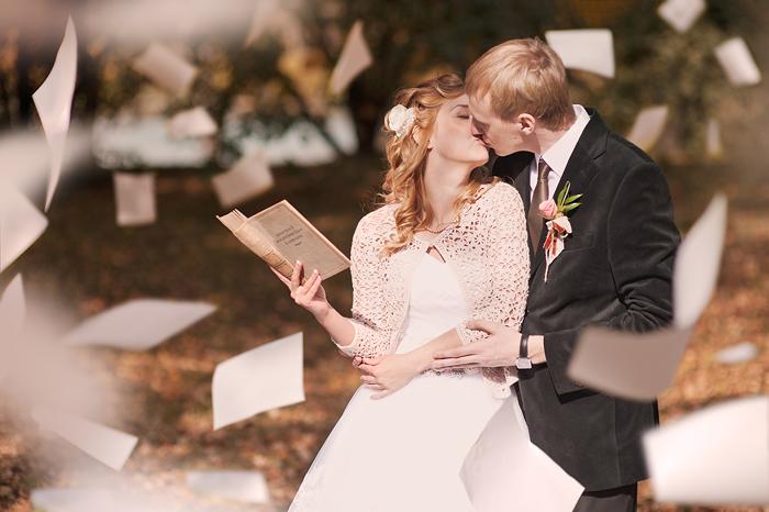 Антон Кикер. Фото свадьбы