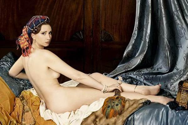 Фото и видео голых артистов