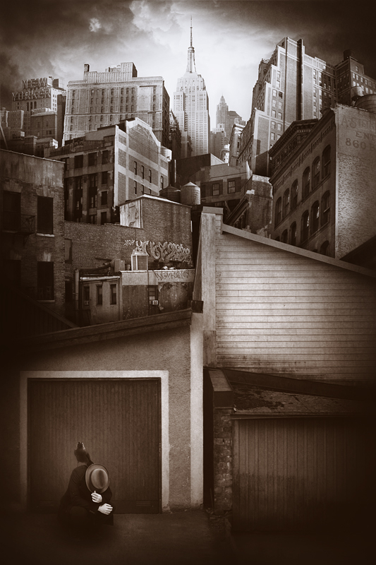 Абстрактная фотография. Город. Фото: Tommi Ingberg