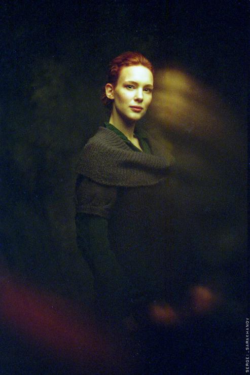 Портретная фотография на длинных выдержках. Автор: Сергей Сараханов