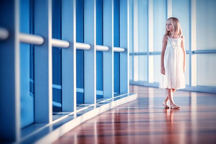 Детская фотография. Юлия Зальнова
