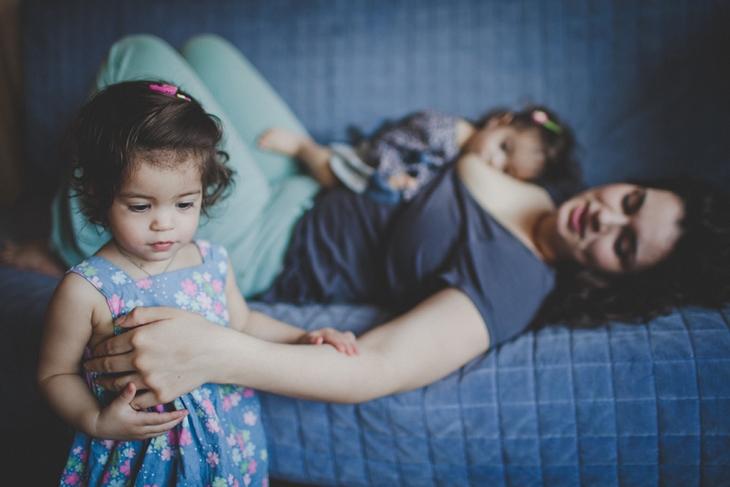 Мама с детьми. Семейный и детский фотограф