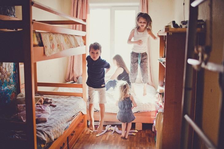 Дети. Фото Наталии Федоровой