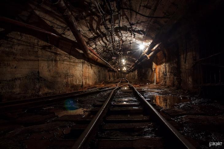 Главный тоннель
