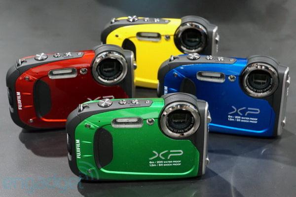 Fujifilm FinePix XP60: водонепроницаемый компакт