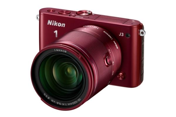 Новые камеры Nikon 1 со сменной оптикой