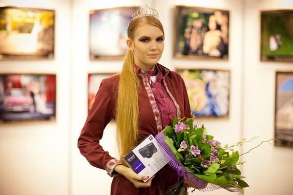 Мисс, День фотографа, 2012, Анастасия Мирошниченко, конкурс красоты