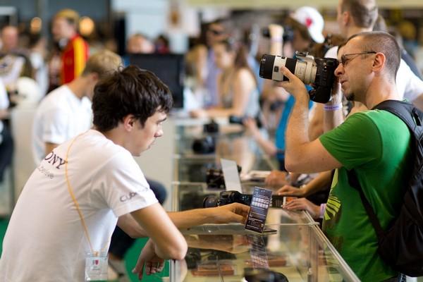 Sony, генеральный партнер, День фотографа 2012, фотофестиваля