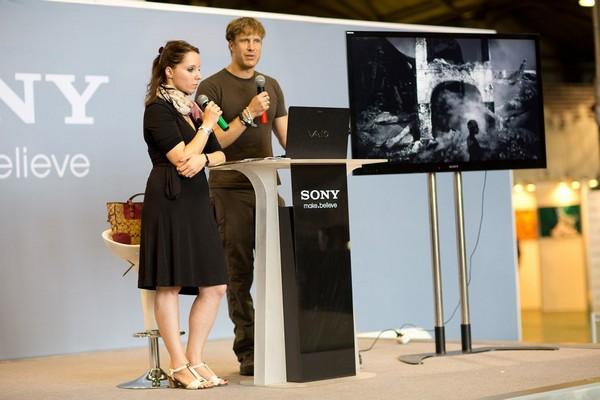 Зориа Миллер, военный фотограф, семинар, мастер-класс, фотофестиваль, 2012, день фотографа