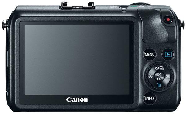 Canon EOS M, беззеркалка canon, фотоаппараты беззеркалки, canon eos