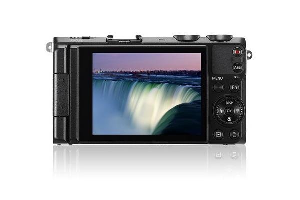 smart камера samsung, фотоаппарат с wi fi, samsung Smart камера EX2F
