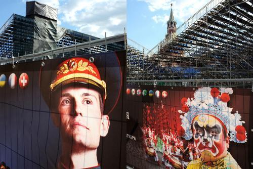Анонсы фотовыставок Москвы и Санкт-Петербурга