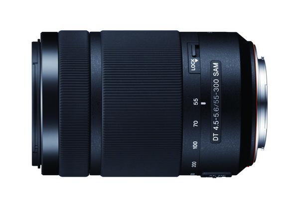 Sony DT55-300мм, SAL55300, объектив телефото, объективы sony sal, объективы для sony, объектив зум sony