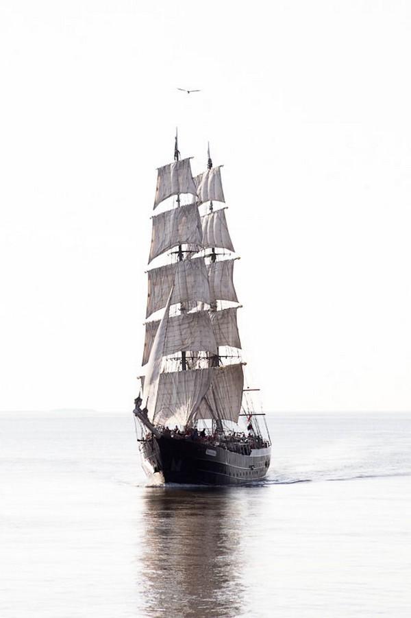 Дневник, УПС «Седов», Июль, барк росрыболовства, морское путешествие, Корабельный дневник УПС Седов