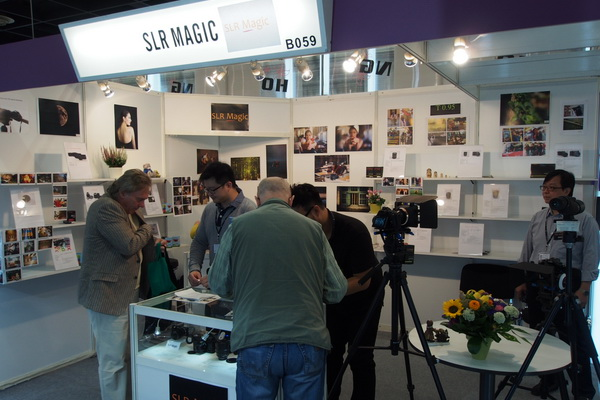 Photokina 2012: SLR MAGIC
